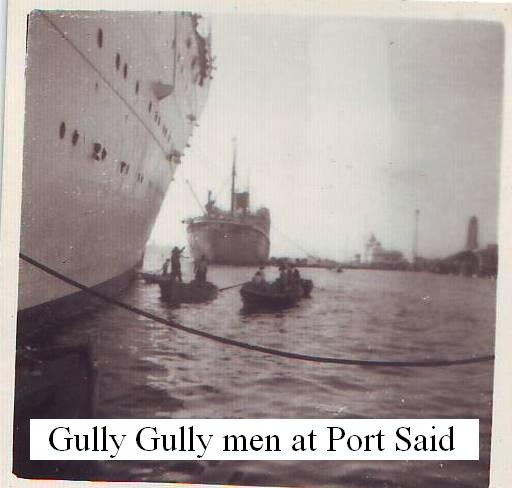 Port Said Gullly Gully Men
