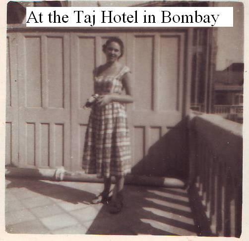 Betty At Taj Bombay