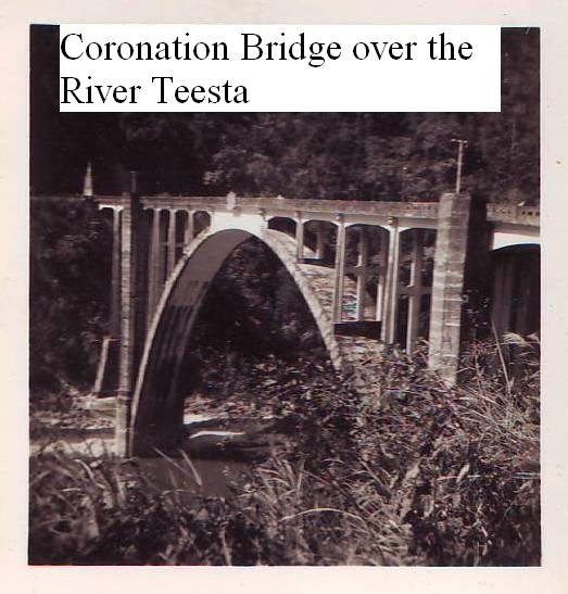 Coronation Bridge River Teesta